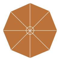 P6 - Tkanina - Bitter Orange
