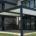 Pergola Ombra z obrotowymi lamelami dachowymi